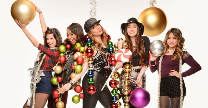 Fifth Harmony – All I Want For Christmas Is You Lyrics | Lirik ...